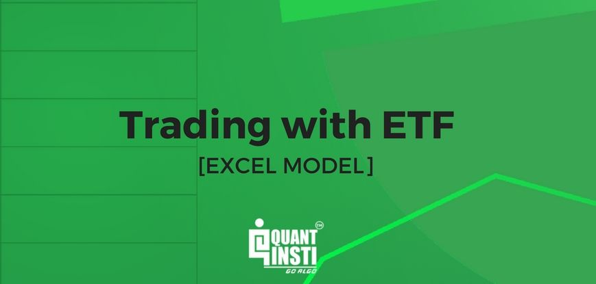 Index Tracking Trading Strategy with Example [EXCEL MODEL