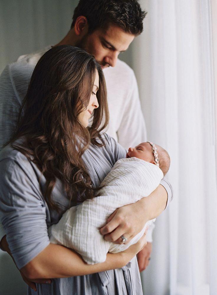 Семья с младенцем картинки