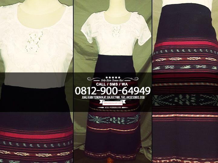 Toko Kerajinan Tekstil Tradisional Tas Etnik Wanita Kain