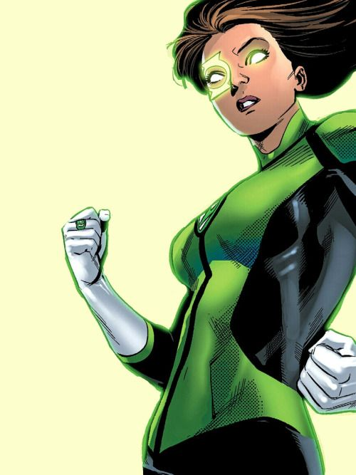 Jessica Cruz In Green Lanterns 13  Green Lantern -4794