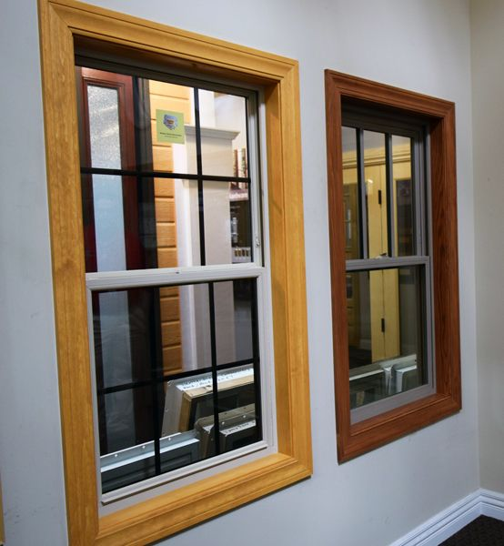 Weather Shield Visions 3500 Series Vinyl Windows. Come Check Them Out In  The Millard Lumber Showroom Today.