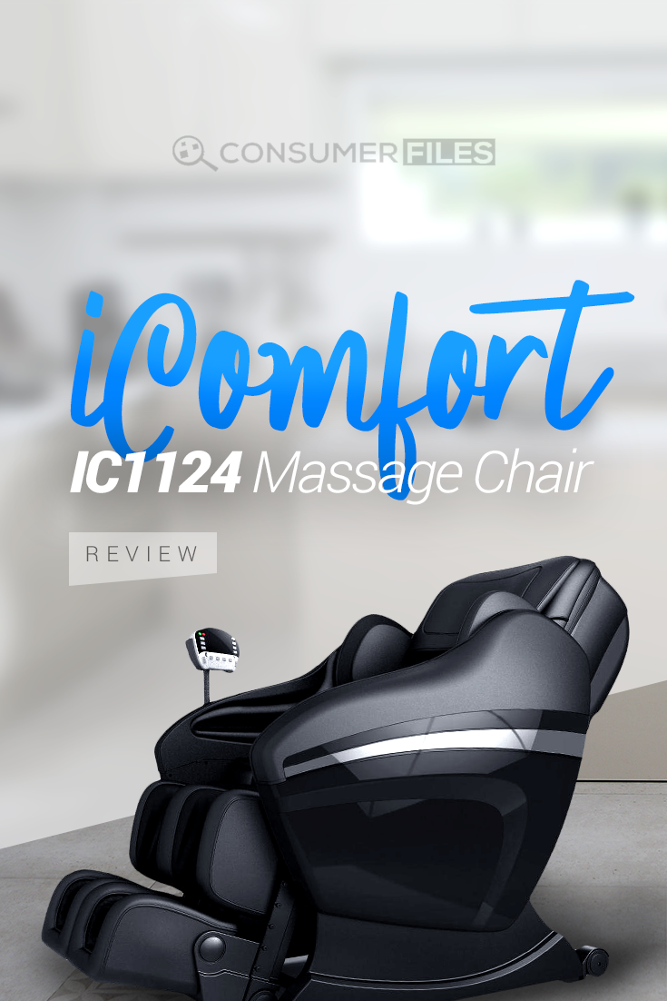 The Complete IC1124 Massage Chair Review