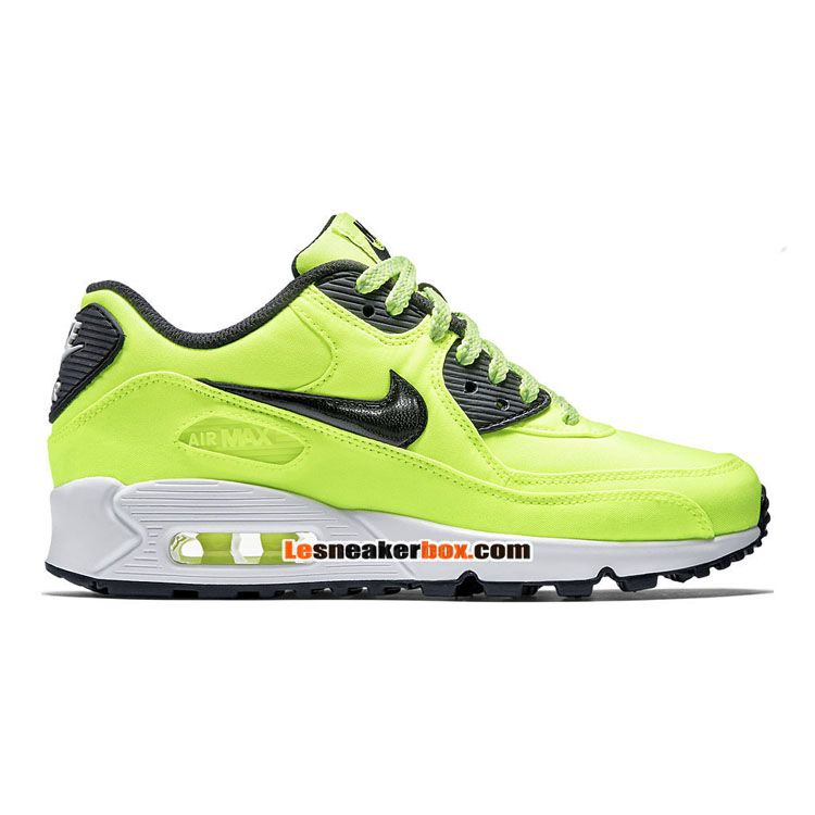 best loved eda71 d5e29 czech nike air max 90 2007 gs black white hyper punch 345017 064 trainer  ccf57 4eb6a  coupon code for chaussures nike basket pas cher pour femme nike  ebc65 ...