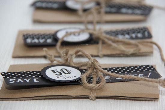 save the date zum 50 geburtstag gartenfest. Black Bedroom Furniture Sets. Home Design Ideas