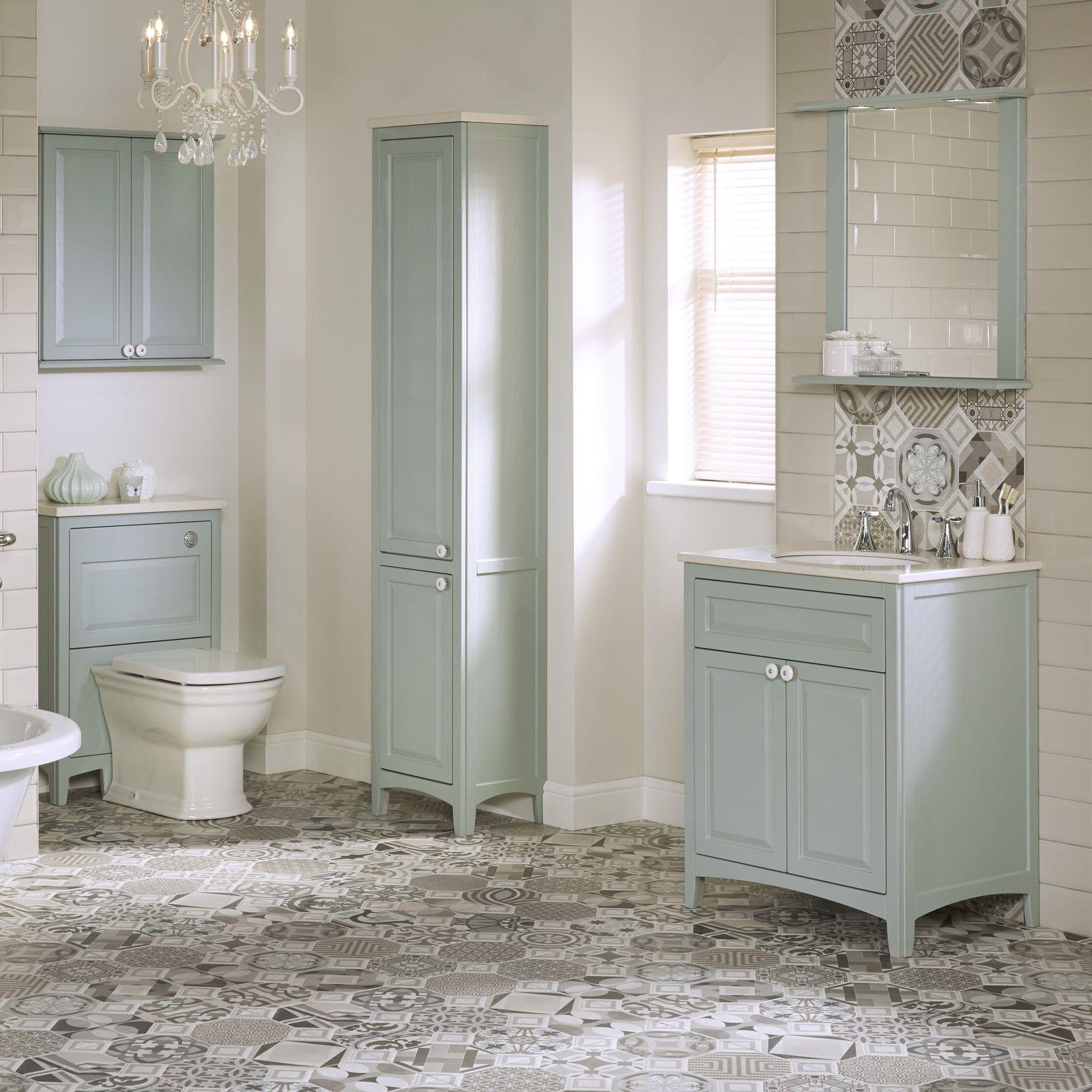 Utopia Downtown Range Fitted Bathroom Furniture Traditional Bathroom Furniture Freestanding Bathroom Furniture