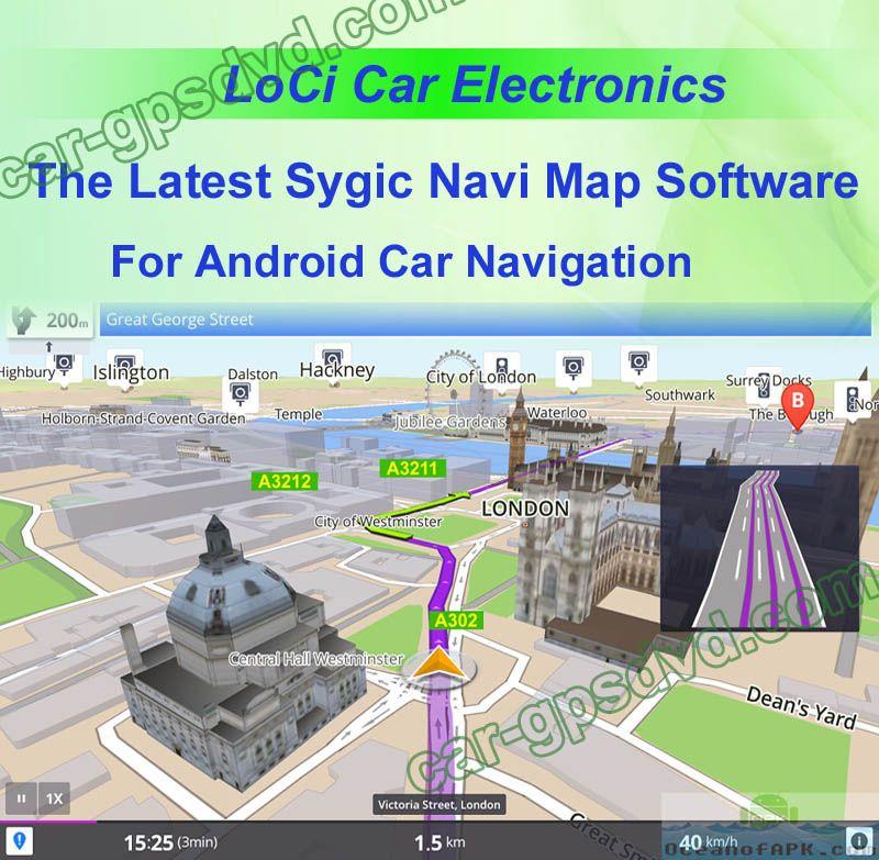 Sygic car navigation apk cracked maps Main | Car gps