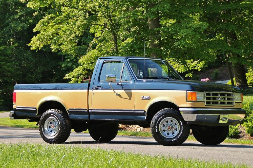 Shortbed 302 4x4 Well Kept 1988 Ford F150 Ford F150 Ford