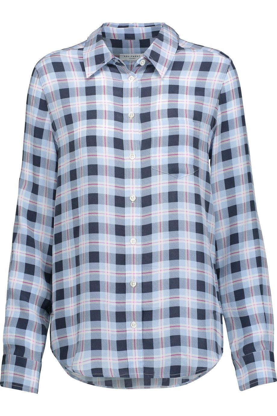 b36d11cb03f256 Equipment Silk Shirt Sale - BCD Tofu House