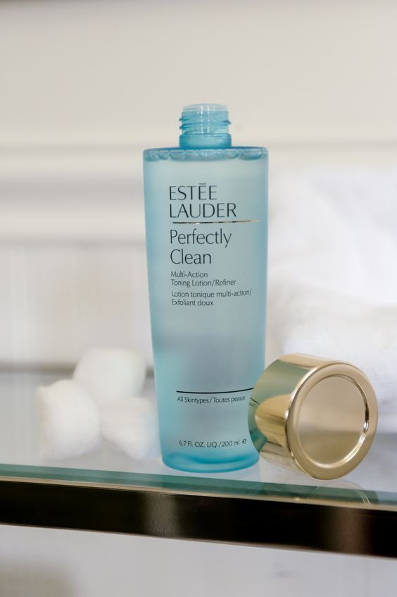 Estee Lauder Advanced Night Repair Before After Skin Care