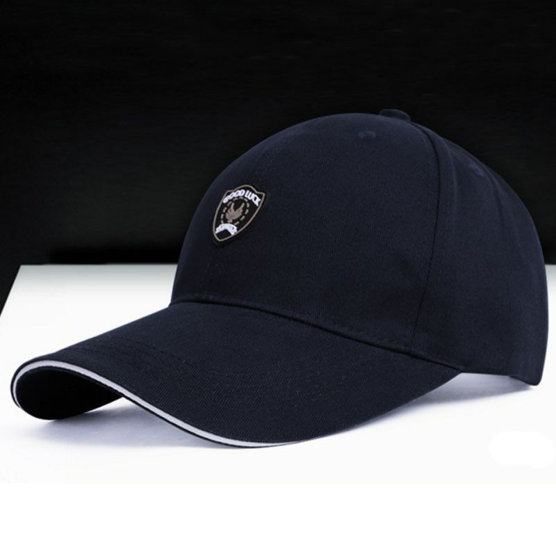 Adjustable Good Luck Logo Golf Cap  54bc97dd3b9e