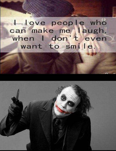 Everyone Loves a Joker