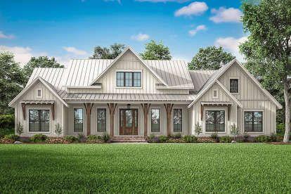 House Plan 8318-00185 - Mountain Plan: 2,006 Squar