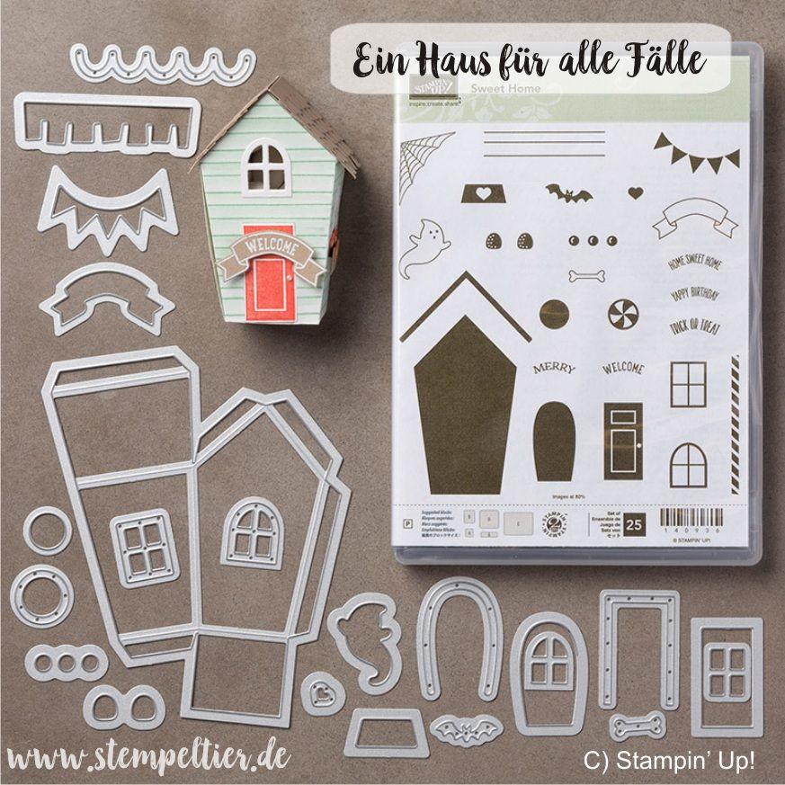 Ein Haus für alle Fälle Willkommen Haus zu verschenken