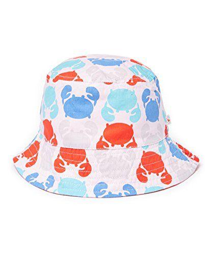 Giggle Baby Boy Reversible Sun Protection Bucket Hat Crab Https Www Amazon Com Dp B06xhr9m4x Ref Cm Sw R Pi Dp X Ttbwybcx93c6g Hats Bucket Hat Baby Boy