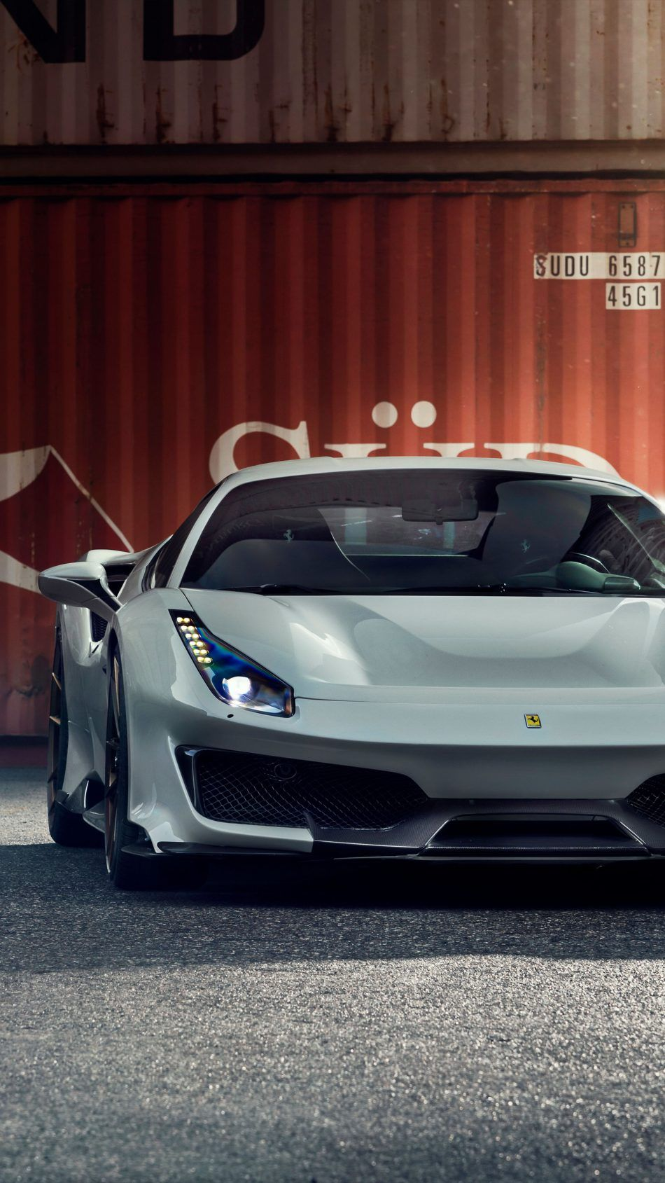 Ferrari 488 Pista 4k Ultra Hd Mobile Wallpaper Car Iphone Wallpaper Best Luxury Cars Car Wallpapers