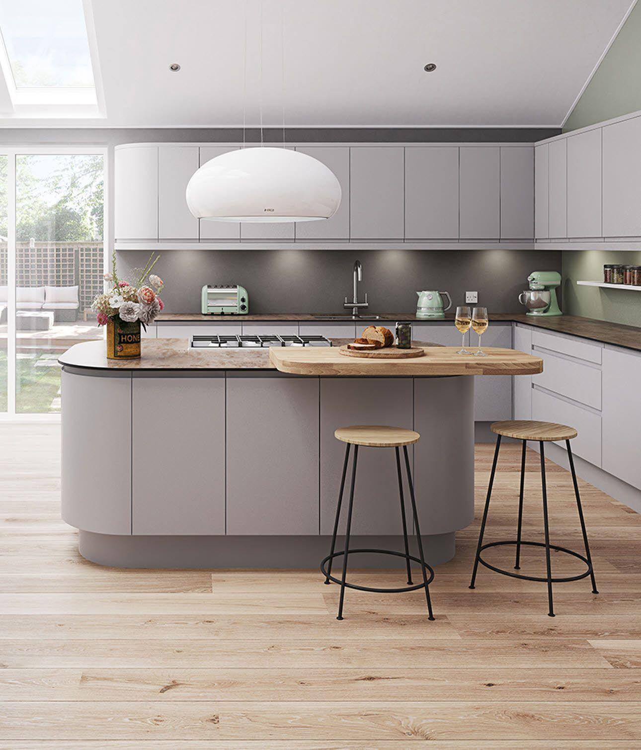 Light Grey Kitchen: Pin By Design Warrior On Kitchen Design