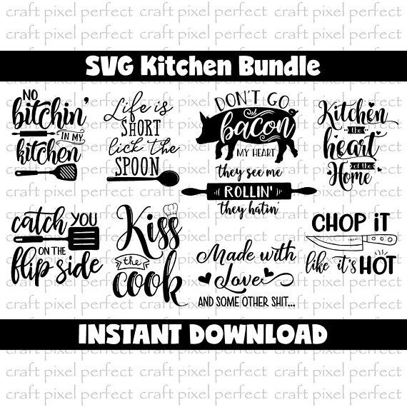 Kitchen Svg Bundle Kitchen Towel Svg Cooking Svg Don T Etsy Kitchen Humor Svg Kitchen Towels