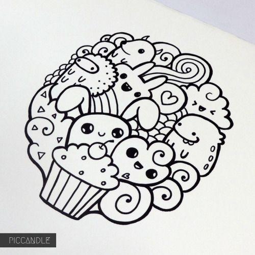 Pic Candle Dibujos Dibujos Kawaii Dibujos Sencillos