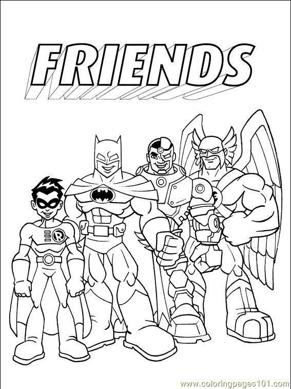 zum ausdrucken ausmalbilder comic  13526  superhelden