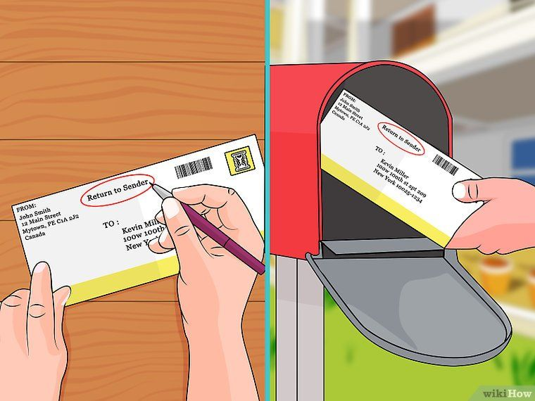 37++ What to do with mail for previous resident information