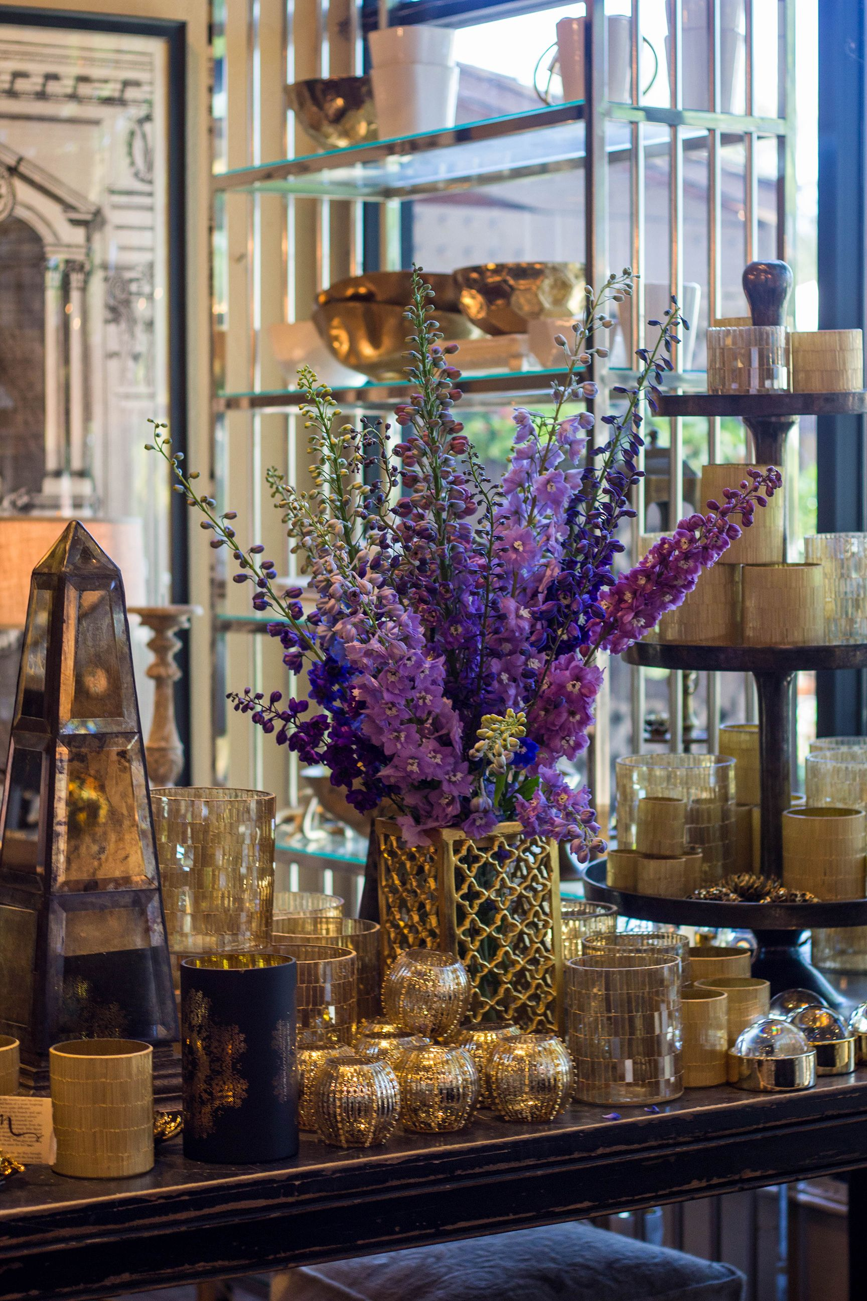Home Decor Boutique & Gallery on Orange County Home