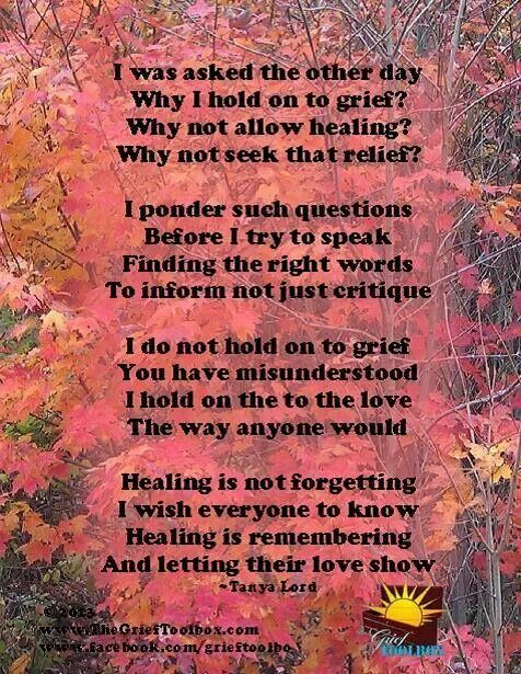 Pin by Jean Watson on Personal Stuff   Pinterest   Grief, Grief ...