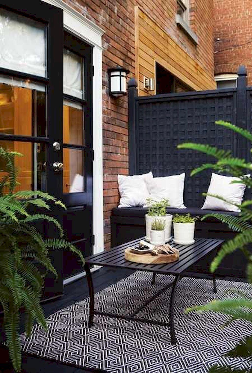 Awesome fabulous small patio ideas on a budget besideroom