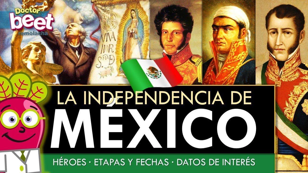 la independencia de mexico historia heroes imagenes