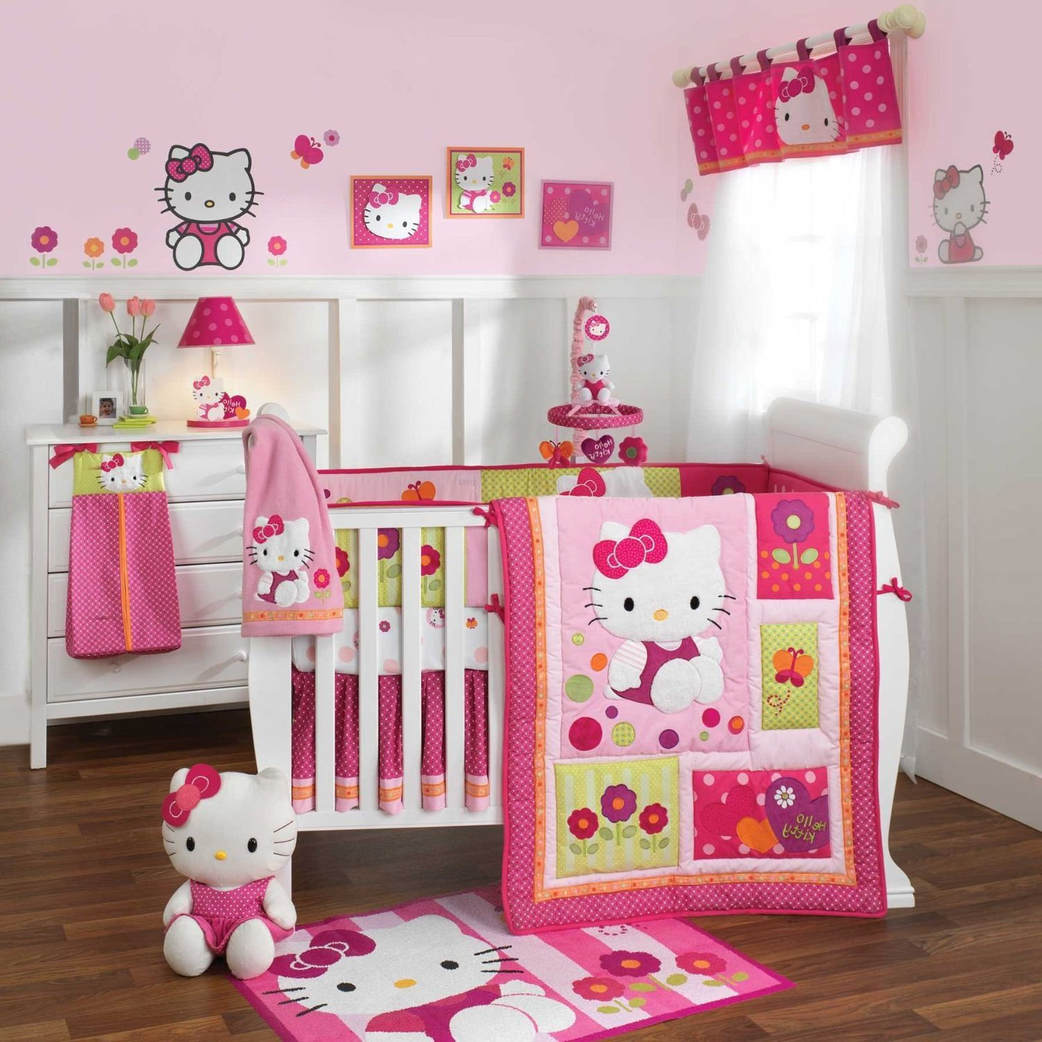 15 Ideas About Hello Kitty Bedroom Decor And Makeover  Hello Captivating Hello Kitty Bedroom Designs Inspiration