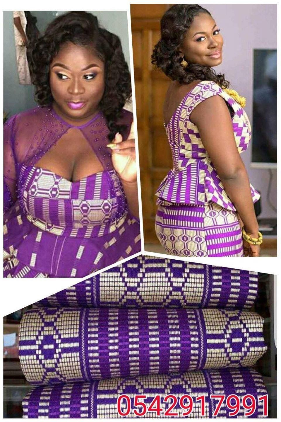 Stunning Ways Kente Traditional Attire Can Change Your Style | Tenue mariage traditionnel, Tenue ...