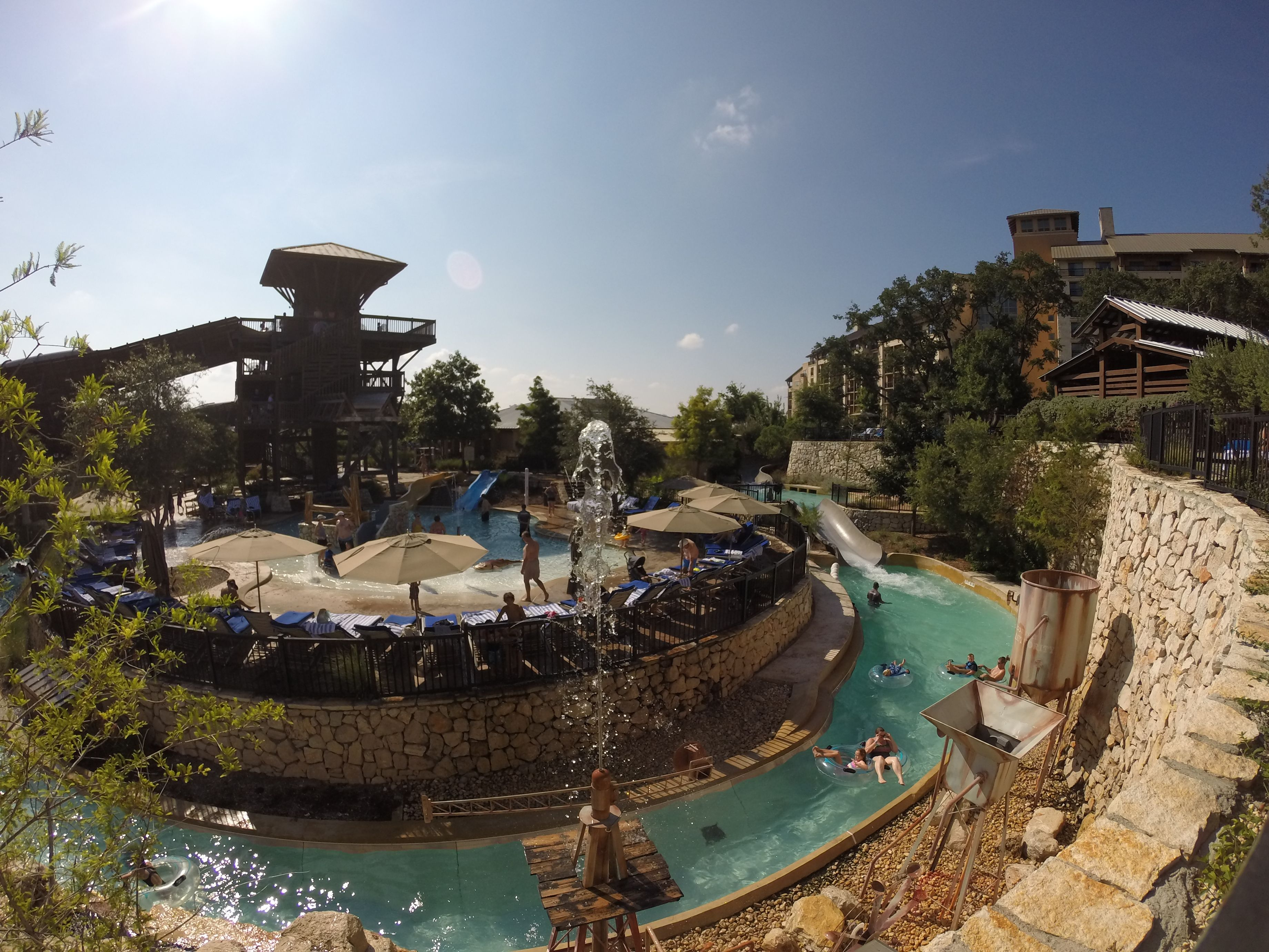 Jw Marriott San Antonio Hill Country Resort And Spa San