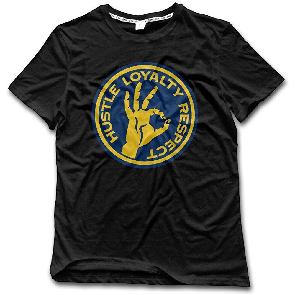 Mens Wrestling John Cena Hustle Loyalty Respect Logo Crewneck T Shirt John Cena Wrestling Men S Wrestling John Cena