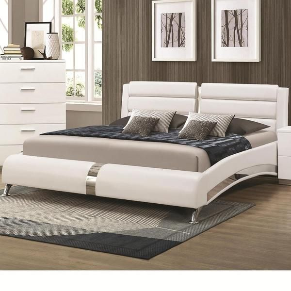Perfect Porter Contemporary 3 Piece Bedroom Set