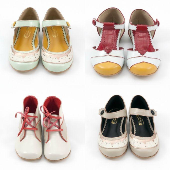03aabeb1e6d73 Le scarpe bon ton per bambini di Yaya Lala