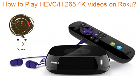 Roku 3 vs 4 for H.265 content: Play H.265 on Roku 3/4? | i-Loveshare
