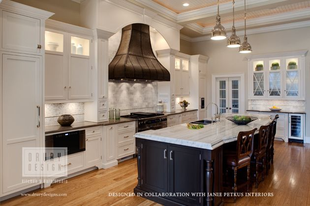 american kitchen style. Transitional Style Kitchen  Top 50 American Design Trends Award Goes to Drury and