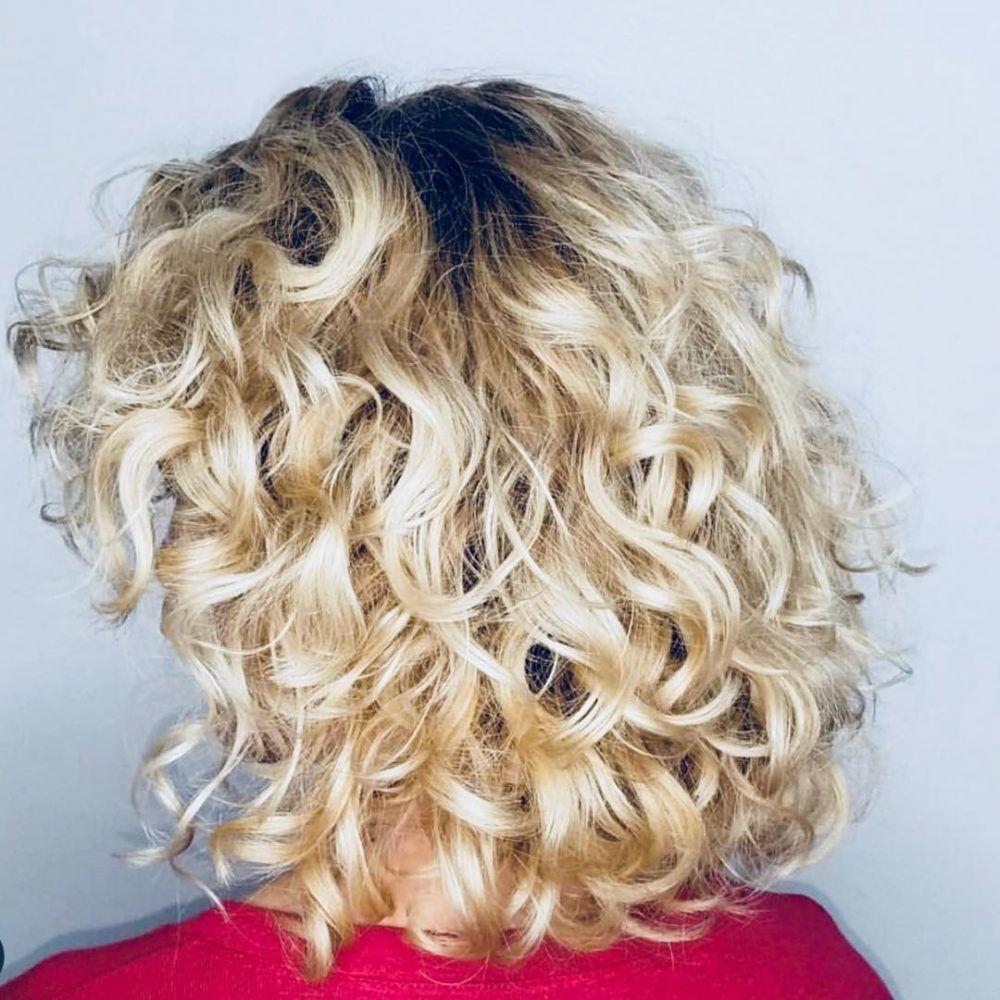 45+ Hairstyles for wavy hair medium length inspirations