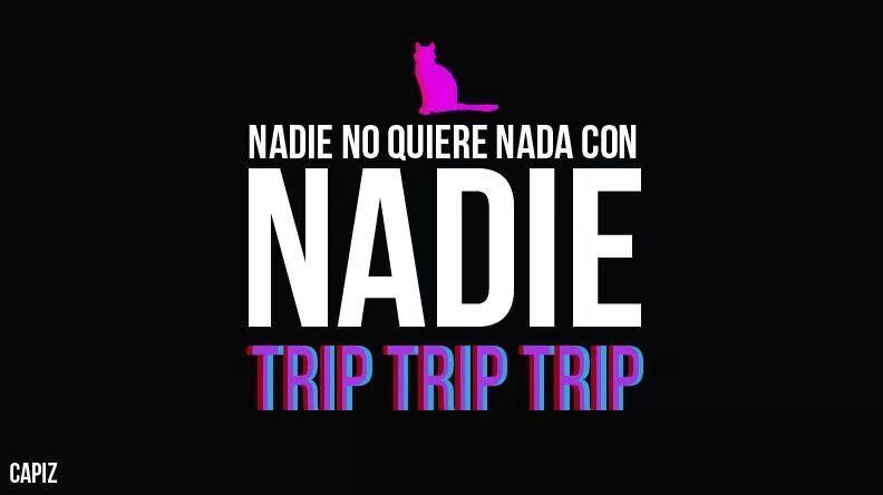 Trip trip trip