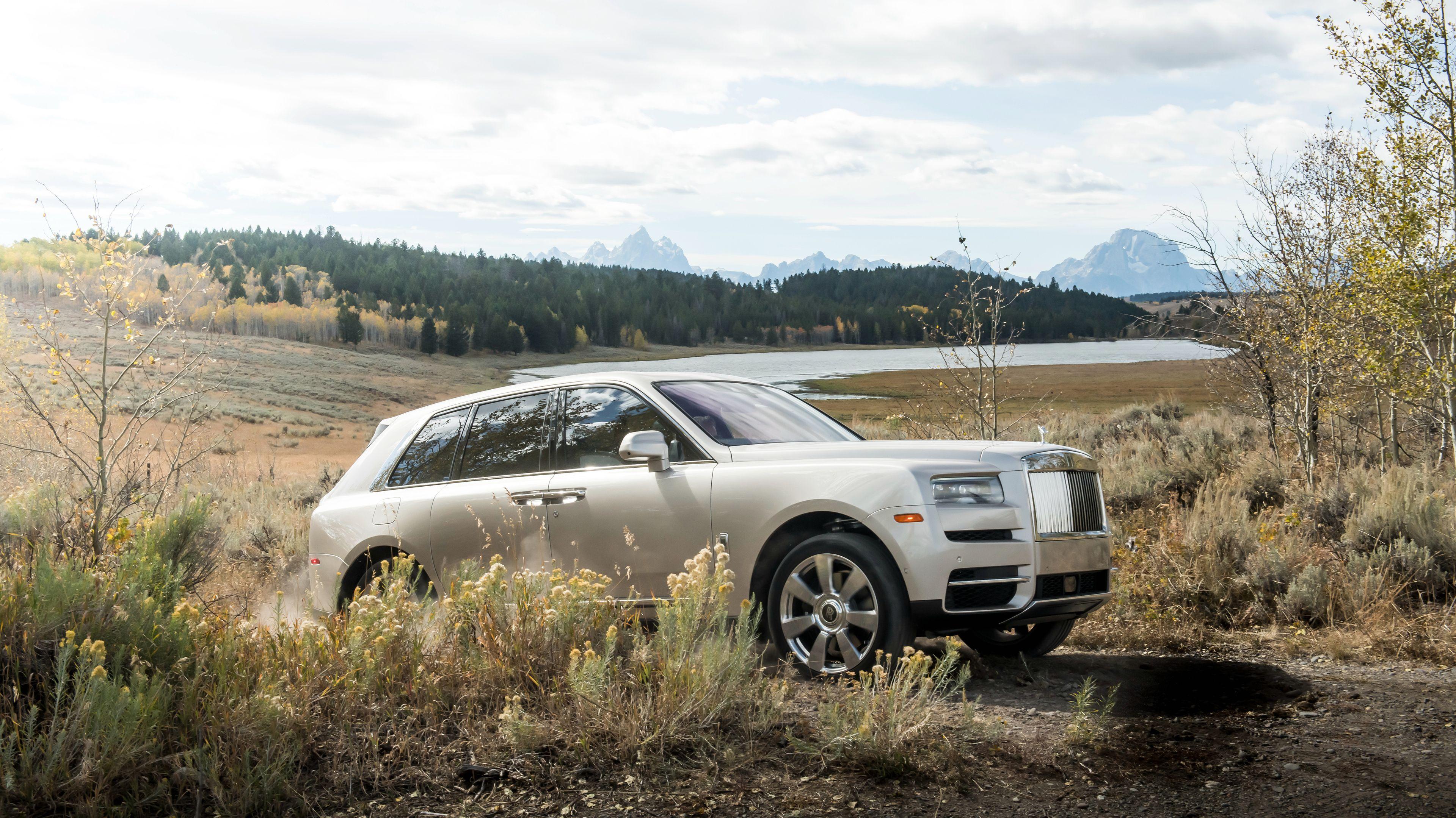 Wallpaper 4k 2019 Rolls Royce Suv Cullinan 4k 2019 Cars Wallpapers