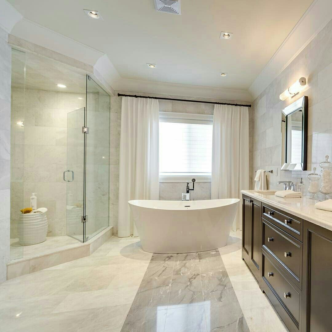 I Like this Bathroom! | BATHROOMS | Pinterest | Bath, Master ...