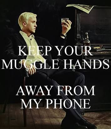 Image Result For Dont Touch My Phone Muggle Harry Potter Wallpaper Phone Harry Potter Background Harry Potter
