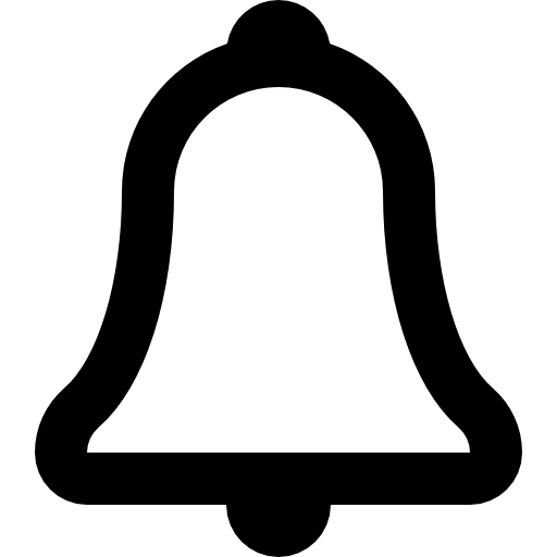 Descarga Iconos Gratuitos De Campana Simbolo De Alarma Iconos Simbolos Icono Gratis