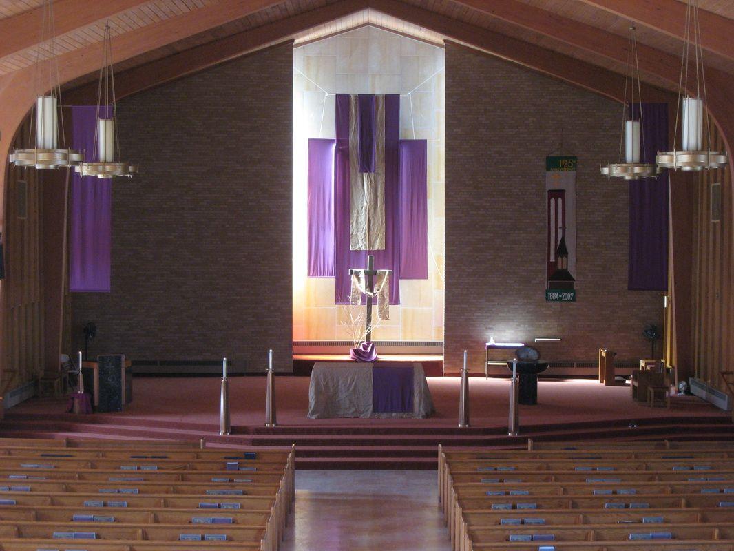 Catholic Church Lent Decorations Bing Images Art