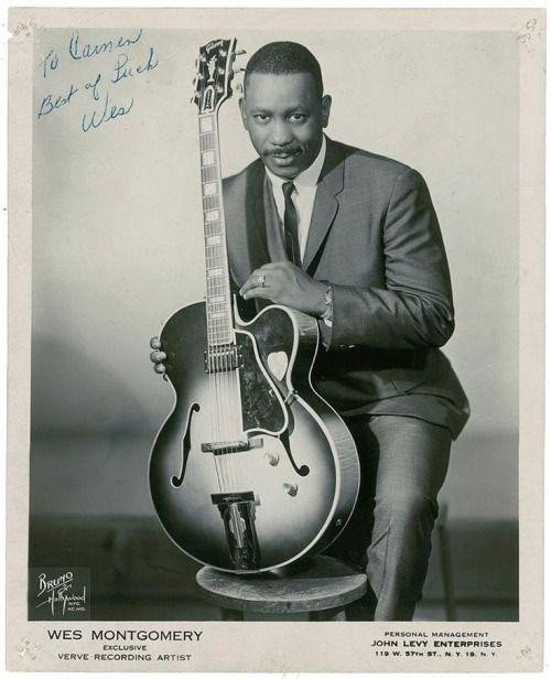 Le Roi Du Junkyard Wes Jazz Musicians Jazz Jazz Players