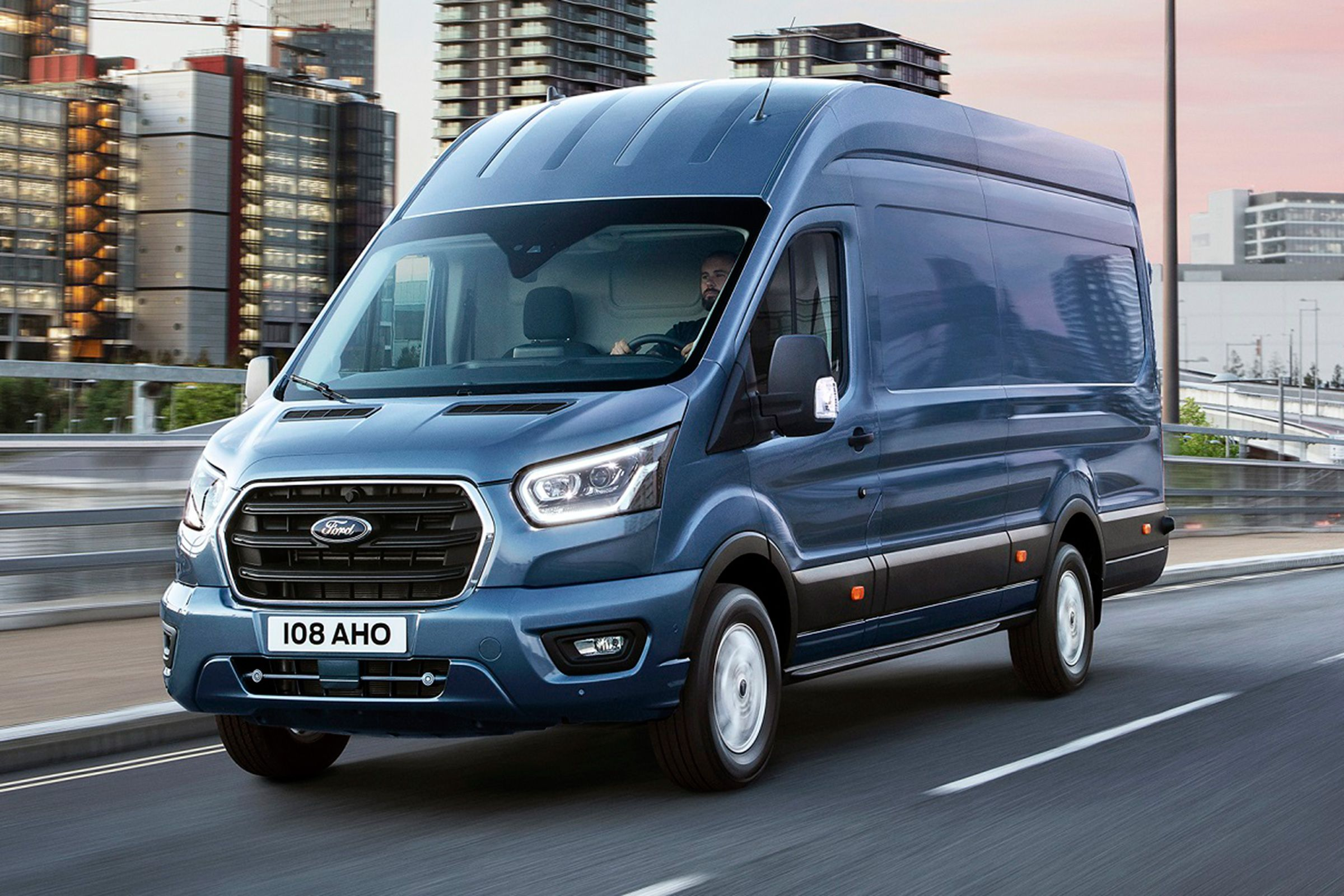 Ford Transit 4x4 Matte Blue Google Search Ford Transit Ford
