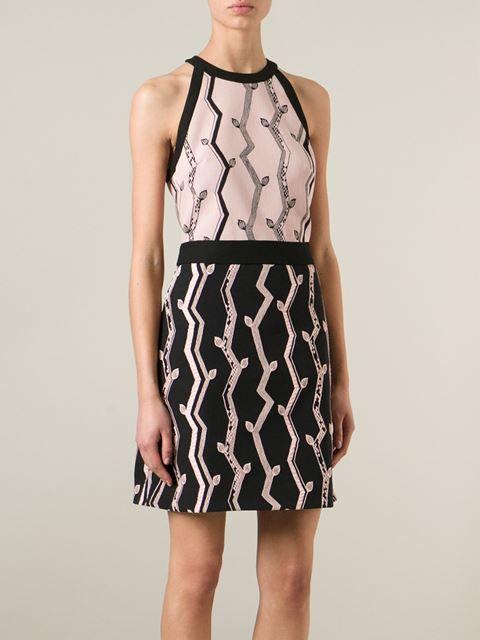 3.1 Phillip Lim Cut-in Tank Dress - Espace Cannelle - Farfetch.com