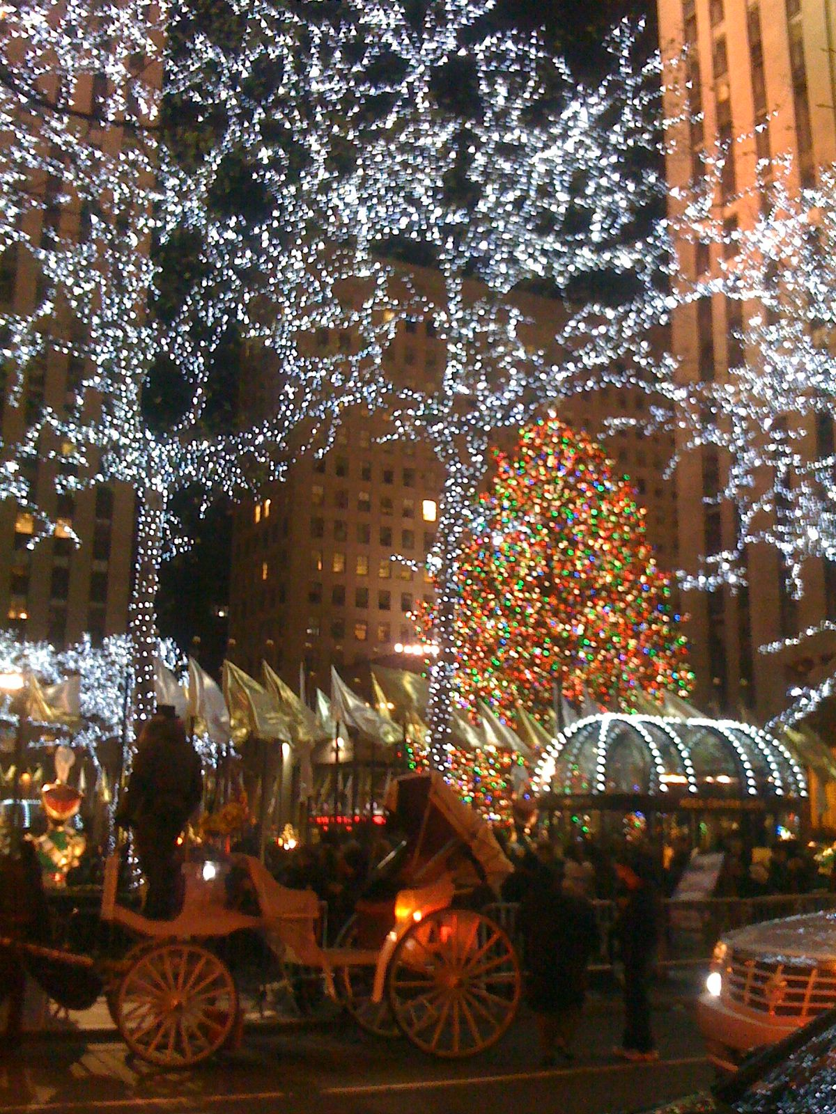 New York For The Holidays - Pinterest - Rockefeller Center,