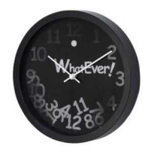1039-3D-BLACK Features:Black caseCool black and white 3D dial face ...