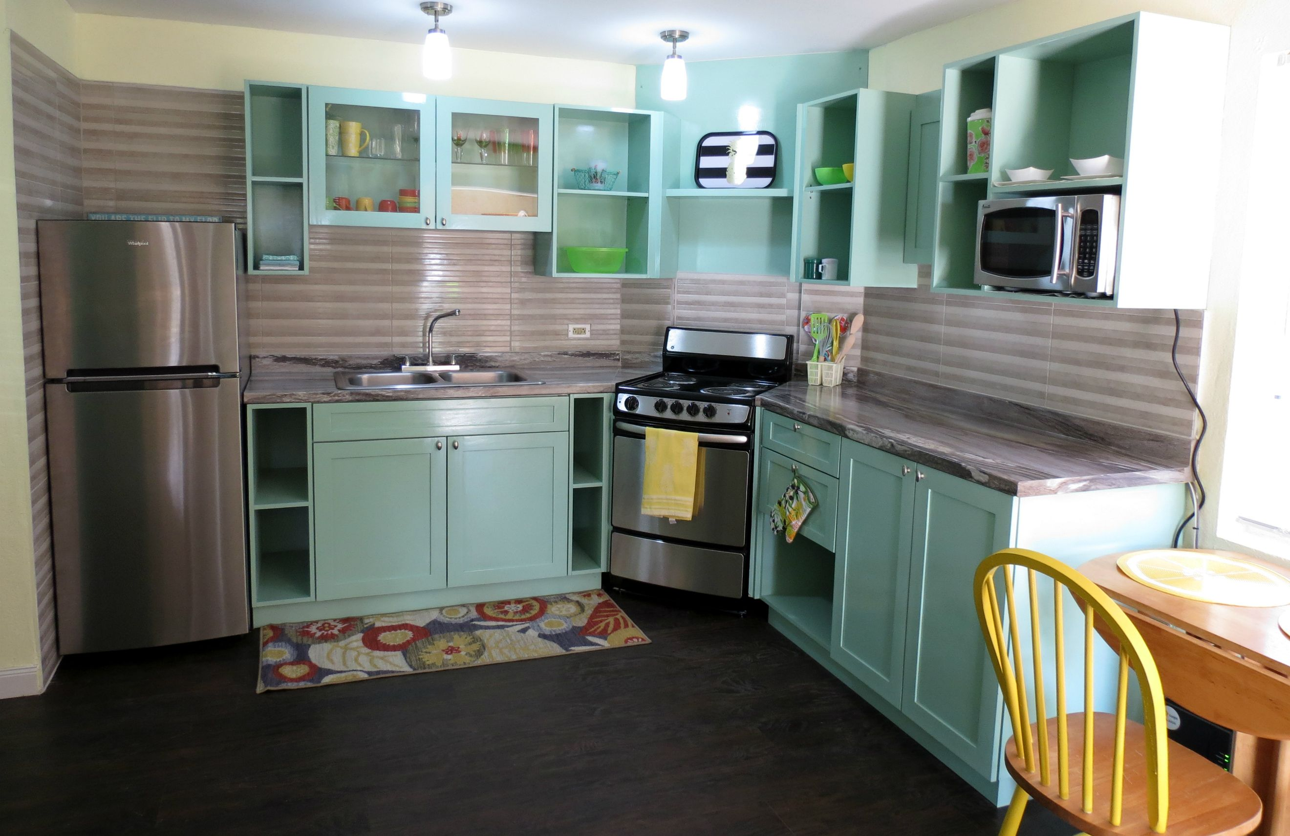 Apartment 8s new kitchen paradise pointe rentals west bay grand cayman