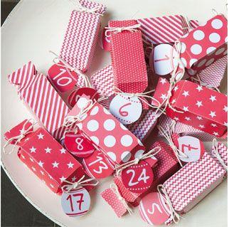 Adventskalender Bonbon